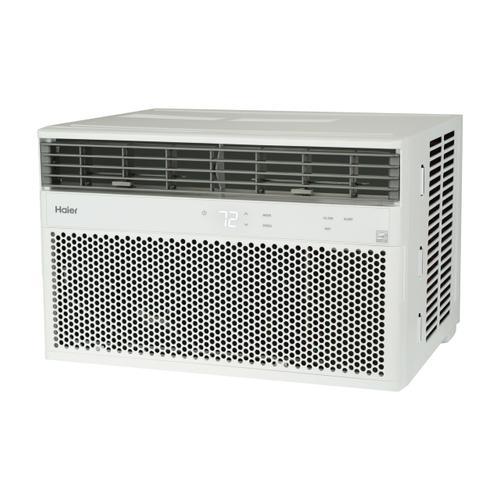 Haier - Haier® ENERGY STAR® 14,000 BTU 115 Volt Smart Electronic Window Air Conditioner