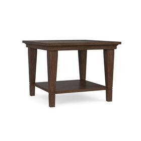 Lewiston Wood Top Bunching Cube Table