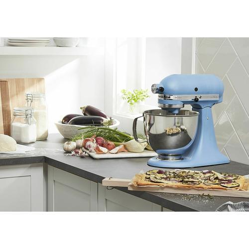 Gallery - Artisan® Series 5 Quart Tilt-Head Stand Mixer - Blue Velvet