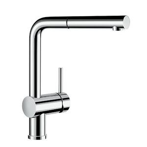 Blanco Linus With Pull-out Spray (2.2GPM) - Polished Chrome