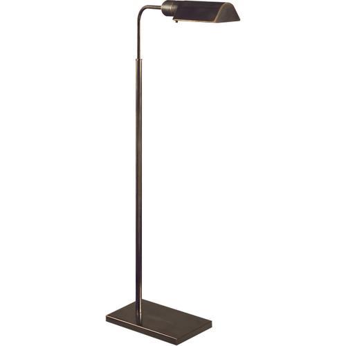 Studio Classic 34 inch 60.00 watt Bronze Task Floor Lamp Portable Light