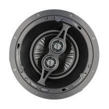 """See Details - 6.5"""" Two-Way Dual Voice Coil In-Ceiling Speaker"""