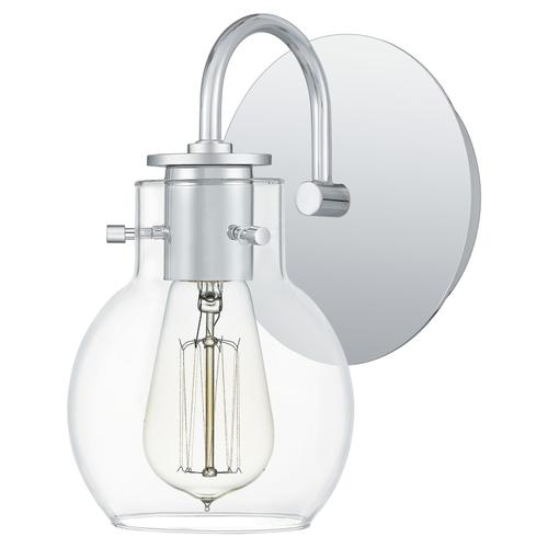 Quoizel - Andrews Wall Sconce in Polished Chrome