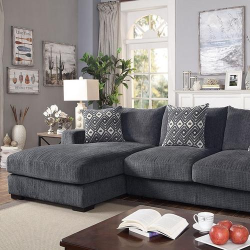 Kaylee L-Sectional w/ Left Chaise