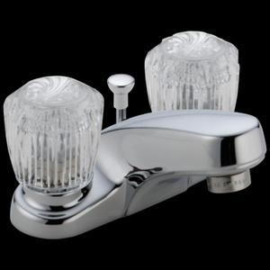 Two Handle Centerset Lavatory Faucet Product Image