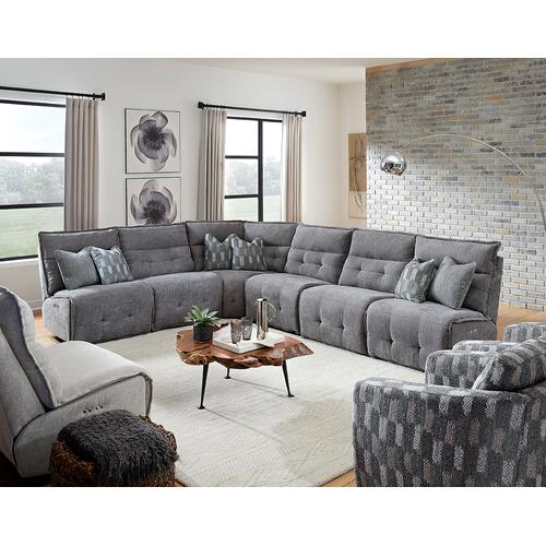 Southern Motion - Block Buster Sectional