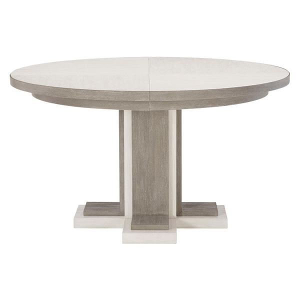 See Details - Foundations Dining Table in Linen (306)