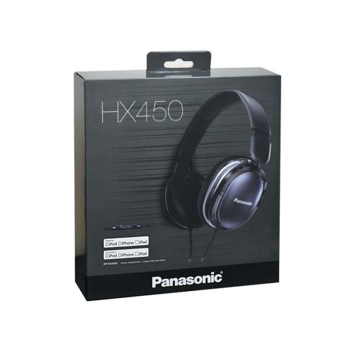 Over-the-Ear Headphones RP-HX450C-K - Black