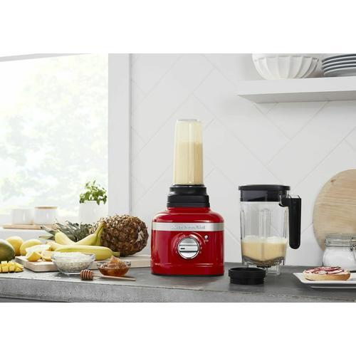 KitchenAid Canada - KitchenAid® K400 Blender with Personal Blending Jar - White