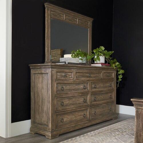 Bassett Furniture - Woodridge 9 Drawer Dresser