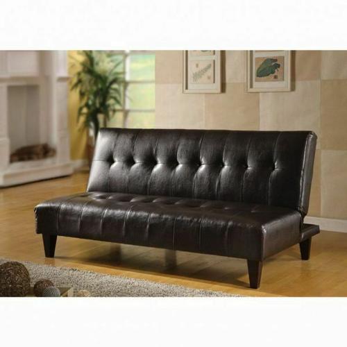 ACME Conrad Adjustable Sofa - 05638 - Espresso PU