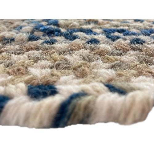 Bonneville Sandy Beach Braided Rugs (Custom)