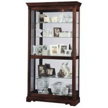Howard Miller Dublin Curio Cabinet 680337