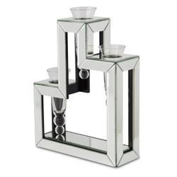 3-tier Glass Vase 128