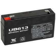 6V 1.3Ah Sealed Lead Acid Battery