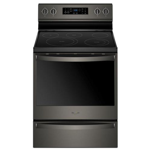 Gallery - 6.4 cu. ft. Freestanding Electric Range with Frozen Bake™ Technology