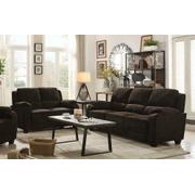 Northend Chocolate Two-piece Living Room Set Product Image