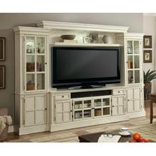 See Details - CHARLOTTE 4 piece 72 in. Entertainment Wall