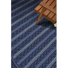 Hammock Deep Sea Braided Rugs (Custom)