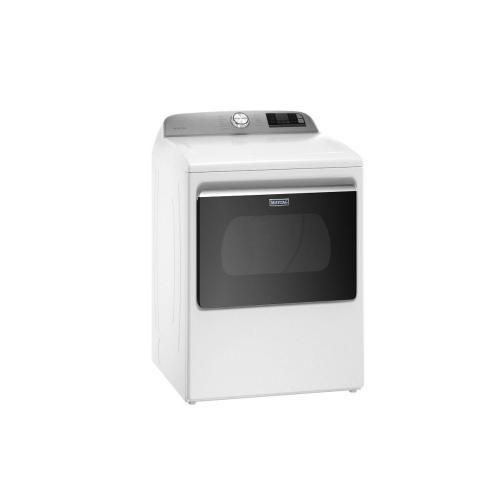 Maytag Canada - Smart Top Load Electric Dryer with Extra Power Button - 7.4 cu. ft.