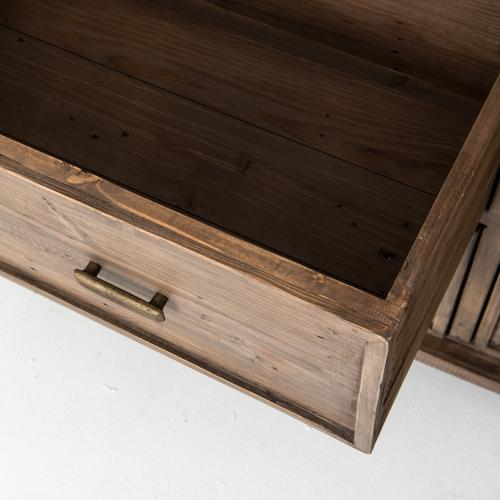 Settler Dresser 7 Drawer-sundried Ash