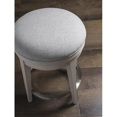Gradient Swivel Counter Stool