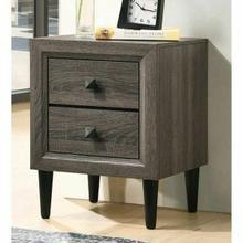 ACME Oaklee Night Table - 97290 - Gray Oak