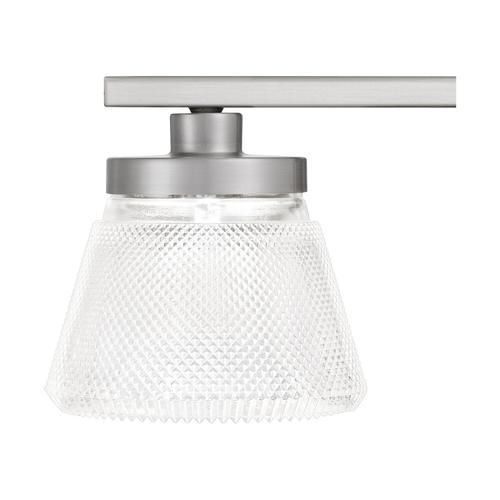 Quoizel - Hunley Bath Light in Brushed Nickel