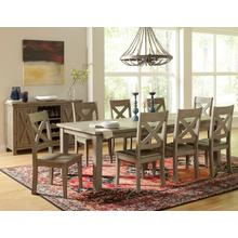 Outer Banks Rect. Dining Table W/(4) Chairs