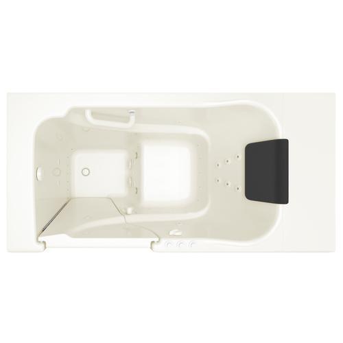 American Standard - Gelcoat Premium Series 30x52-inch Walk-In Bathtub Combination  American Standard - Linen