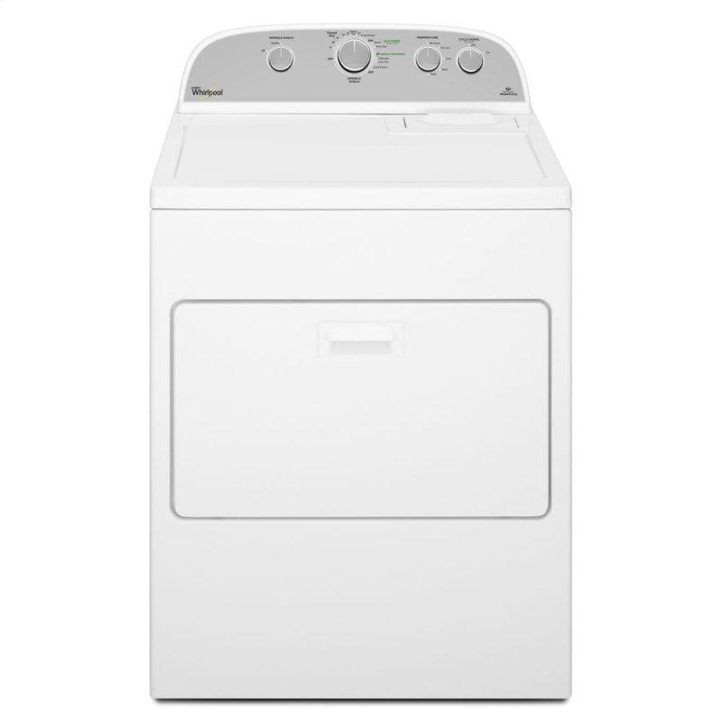 7.0 cu.ft Top Load Gas Dryer with Wrinkle Shield™ Plus