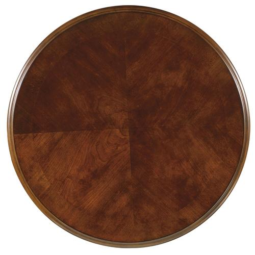 Living Room Brookhaven Round Lamp Table