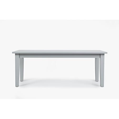 Simplicity Bench - Dove