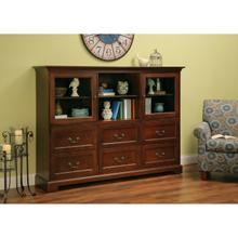 HS73J Custom Home Storage Cabinet