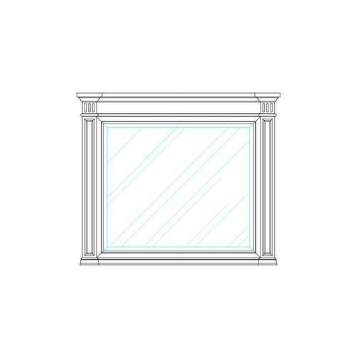 Stanley Furniture - Portico Landscape Mirror - Shell
