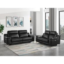 View Product - Power Reclining Sofa and Loveseat