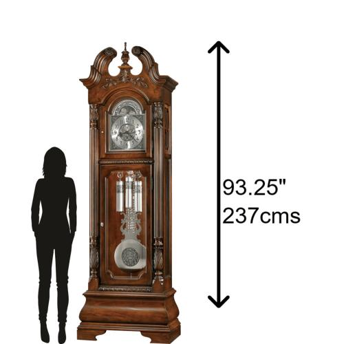 Howard Miller Stratford Grandfather Clock 611132