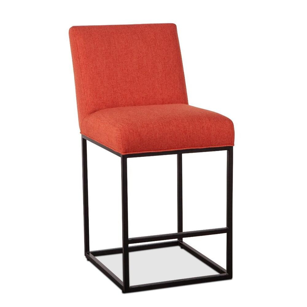 Renegade Aperol Spritz Linen Counter Chair
