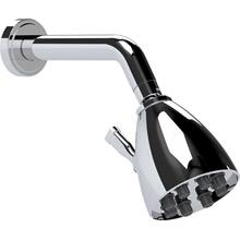 See Details - Brushed Gold Gloss Adjustable easy clean shower head - 8 JET