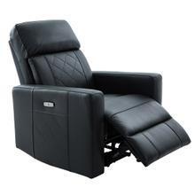 Vienna Power Recliner w/USB, Black