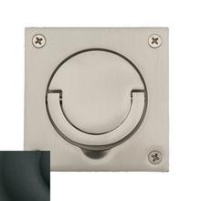 View Product - Satin Black Flush Ring Pull