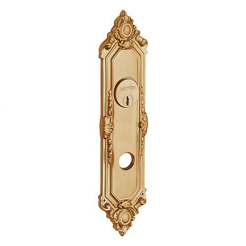 Vintage Brass Westminster Entrance Trim