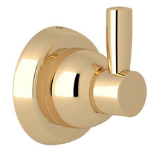 See Details - Holborn Wall Mount Single Robe Hook - English Gold