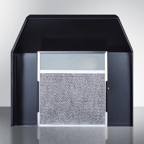 """Gallery - 30"""" Under Cabinet Convertible Range Hood, ADA Compliant"""