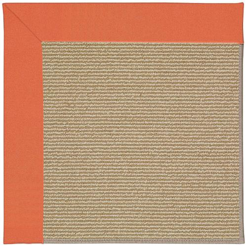 Creative Concepts-Sisal Canvas Melon Machine Tufted Rugs