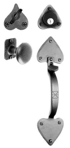 Entrance Door Mortise Lockset Product Image