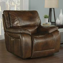 View Product - VAIL - BURNT SIENNA Power Recliner