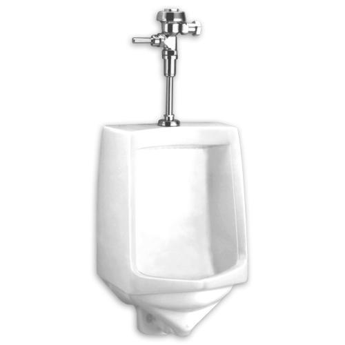 American Standard - Trimbrook 1.0 gpf Siphon Jet Top Spud Water Saving Urinal - White