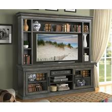 See Details - SUNDANCE - SMOKEY GREY 92 in. Console with Hutch