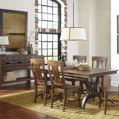 Intercon Furniture - District Dining Table